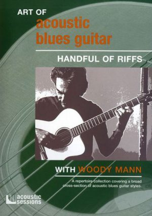 Art of Acoustic Blues Guitar – Early Roots (DVD) – woody mann