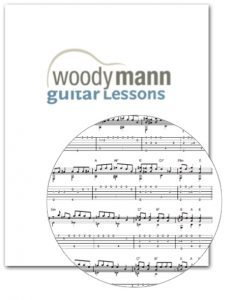 woody mann – BLUES, JAZZ and AMERICAN ROOTS